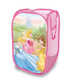 Look at this Walkway to the Castle Pop-Up Hamper on #zulily today!