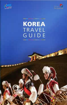 Books on South Korea Travel.