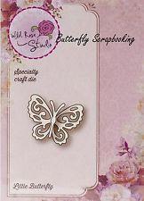 Little Butterfly Die Creative Steel Die Cutting Dies WILD ROSE STUDIO SD019 New