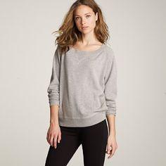 J.Crew Cashmere Isabel sweatshirt
