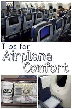 Survive a Long Flight – Carry On Essentials to Pack and What to Wear Tips Before you head out for your next flight, read these tips for flying comfort!Before you head out for your next flight, read these tips for flying comfort! Airplane Essentials, Carry On Essentials, Airplane Hacks, Airplane Kids, Airplane Travel Outfits, Travel Pillow Airplane, Travelling Tips, Packing Tips For Travel, Travel Hacks