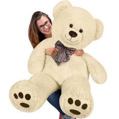 Gift Present Award Cute Cuddly Teddy Bear NEW GREATEST MECHANIC EVER