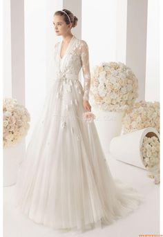 Wedding Dress Rosa Clara 236 Mariola Two 2014