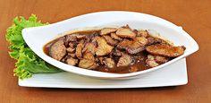 Smoked Pork - Cretan Apaki