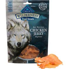 Blue Buffalo Wilderness Dog Jerky Treats