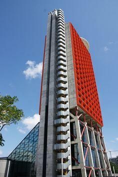 Creative architecture, Barcelona