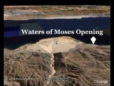 ▶ The Red Sea Crossing of the Exodus - YouTube