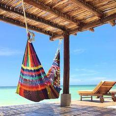 Chichen: Handmade Mexican Yucatan Hammock: WARIMBA Hammocks