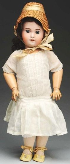 Pert French Character Doll.