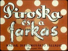 Piroska és a farkas 1956
