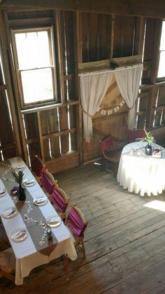 Wedding Hillandale Farm