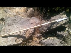 How to Make a Spear from a Leaf Spring « SurvivalKit.com