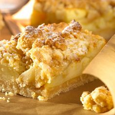 Apfel-Krümel-Kuchen