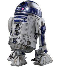 R2-D2 em Star Wars Despertar da Força – Action Figure Perfeita Hot Toys Star Wars «  Blog de Brinquedo