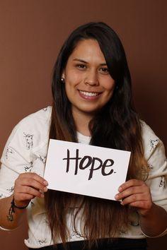 Hope, Melina Ruiz, Estudiante, San Nicolás, México.