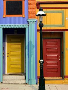 Petosky Doors by Charles Bonham. definitely one of my favs :)