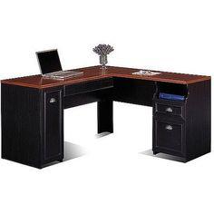 Ameriwood Westmont Collection Executive Desk 29 1 2 Quot H X