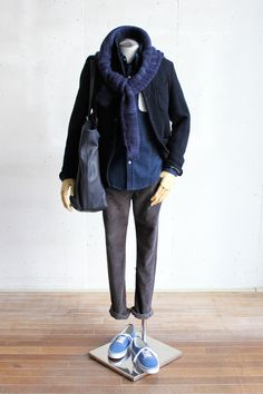 Suggestion of The Men's Winter Jacket Style