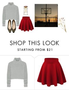 """""""Untitled #13303"""" by jayda365 ❤ liked on Polyvore featuring T By Alexander Wang and Kate Spade"""