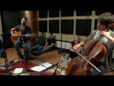 Bethel Live: Love Came Down  Love this slower version with everyone in the recording studio. Ahhh.. I would love to do this someday. Worship session during recording session. Yes, please.