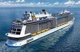 Cruiseschip Quantum of the Seas is het eerste schip binnen de Royal Caribbean vloot dat binnen de Quantum klasse valt.