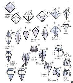 tuto origami guitare