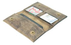 distressed+leather+phone+case+and+card+wallet++by+DivinaDenuevo