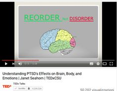Disturbo post traumatico da stress / Understanding PTSD's Effects on Brain, Body, and Emotions