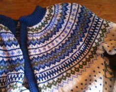 Frem fra glemselen — Hjertebank Knit Jacket, Sweater Jacket, Girls Sweaters, Knitting Patterns, Wool, Crochet, Jackets, Knitting Machine, Norway