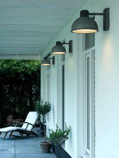 Tay exterior wall light - Holloways of Ludlow