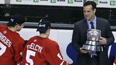 The New York Rangers reportedly hired Boston University head coach David Quinn on Tuesday to assume the same role in their organization, according to John Shannon of Sportsnet. New York Rangers, David, Frozen Four, Usa Hockey, 2018 Winter Olympics, Usa Sports, Boston University, Bus Coach, National Championship