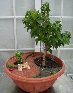 Yeni Moda minyatür bahçe malzemeleri Resimleri - DEKORCENNETİ.COM