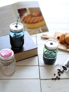 Kitchen Tool : コーヒーの時間を楽しくする、キッチンツール/「Ballメイソンジャー」の「ネッドレックシッパーグラス」 #kitchentools