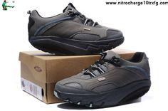 Wholesale Discount Women MBT Chapa Shoes Ebony Shoes Store