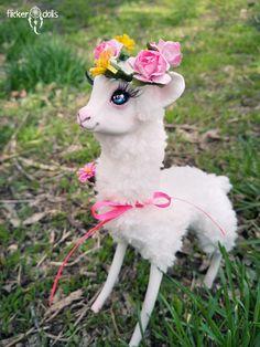 Hey, I found this really awesome Etsy listing at https://www.etsy.com/au/listing/601526306/alpaca-unicorn-elizabeth-ooak