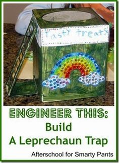 Engineer This: Building a Leprechaun Trap