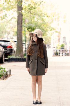 Enfant Street Style by Gina Kim Photography Zara girls
