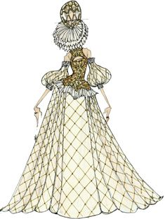Alexander McQueen Fall 2013- fashion illustration by J. Larcowsky.