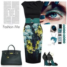 Fashion Me by afsanerf250 on Polyvore