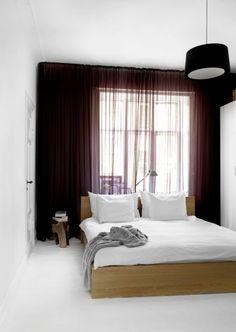 cortinas para agrandar ventanas