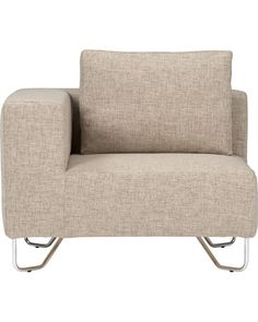 Low on space and seating? Try this corner chair! Get it here: http://www.bhg.com/shop/cb2-lotus-natural-corner-chair-p50c3516ae4b0efa3cd5853ff.html?mz=a