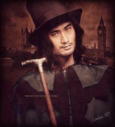 Magnus Bane. London 1877