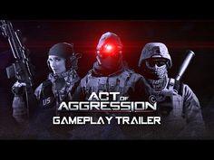 Act of Aggression, trailer de gameplay | La Cueva del Lobo
