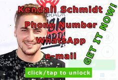 Kendall Schmidt phone number real  http://celebritiesmovie.com/celebrities-detail/kendal-schmidt-phone-number-email/