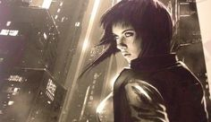 Film Ghost in the Shell : image fuitée du casting
