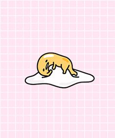 in love with gudetama Shin Chan Wallpapers, Cute Wallpapers, Kawaii Wallpaper, Iphone Wallpaper, Lisa Frank Stickers, Kawaii Doodles, Cartoon Stickers, Pastel Grunge, Japanese Aesthetic