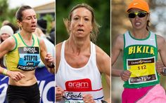 Female marathon runners face some challenges people don't really talk about
