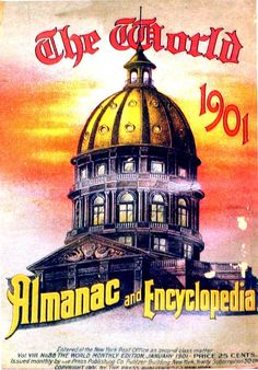 The World Almanac and Encyclopedia 1901