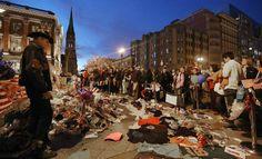 Remembering Boston . . . Stay STron