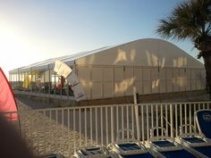 66u0027x66u0027 Losberger Arcum with glass walls at IFAI Tent Expo 2011 St Pete & Pin by Losberger US on Large Tent Solutions | Pinterest | Tents